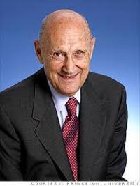 Burton Malkiel: The noted octogenarian is joining the Palo Alto upstarts at Wealthfront.