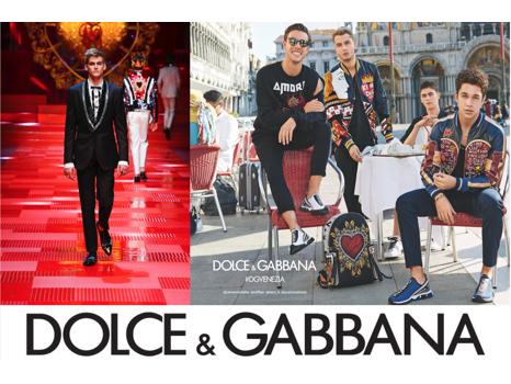 Dolce&Gabbana Fashion Show Italy Trip