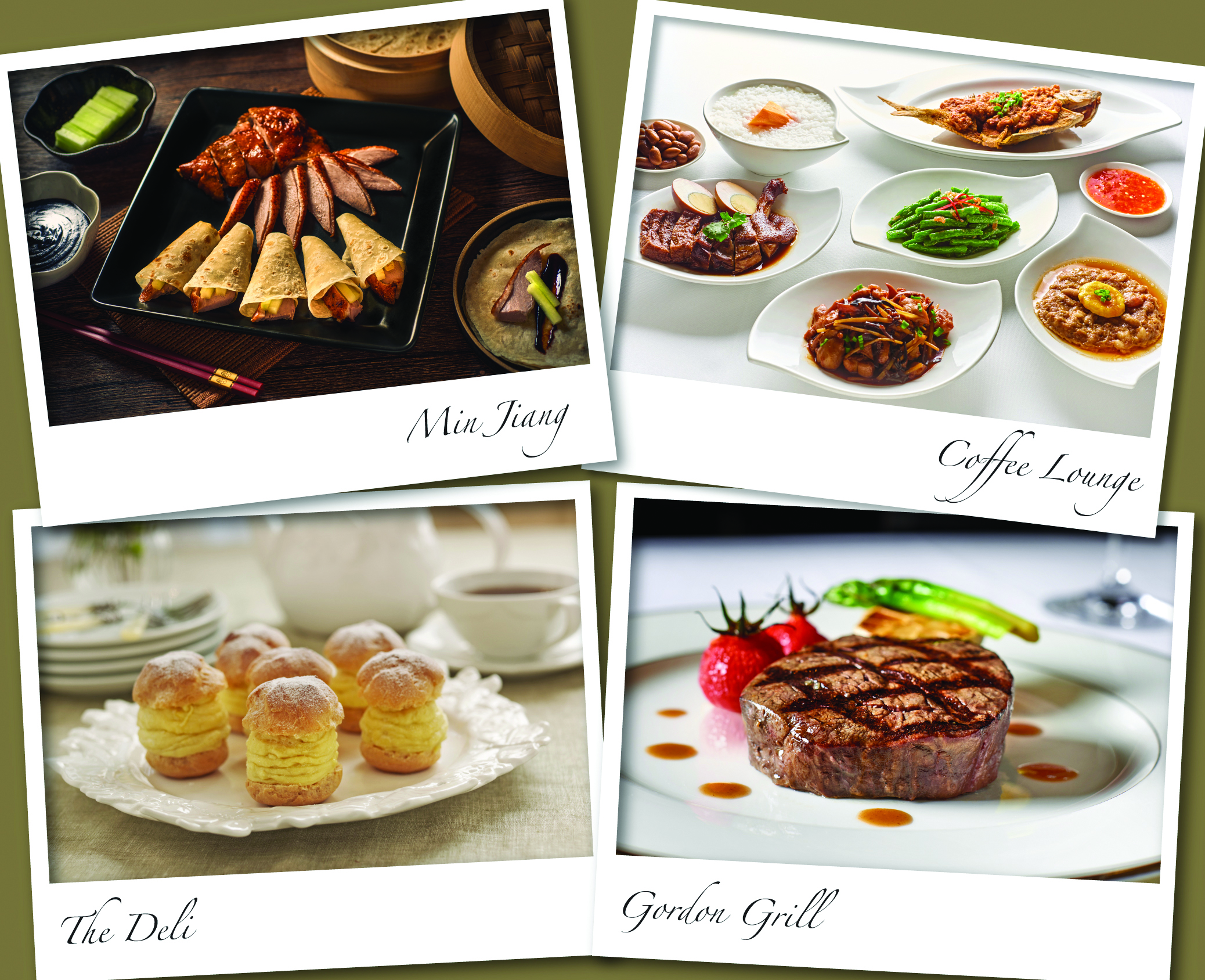 Goodwood Gourmet Experiences in the comfort of home