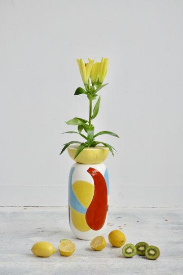 Большая керамическая ваза EL CALOR