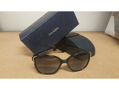 Prada Black Ladies Sunglasses