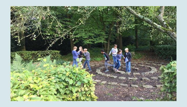 geocaching in düsseldorf kinder suchen im volksgarten