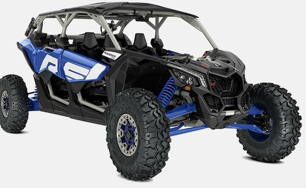 2022 MAVERICK MAX X RS TURBO RR WITH SMART-SHOX 's featured image