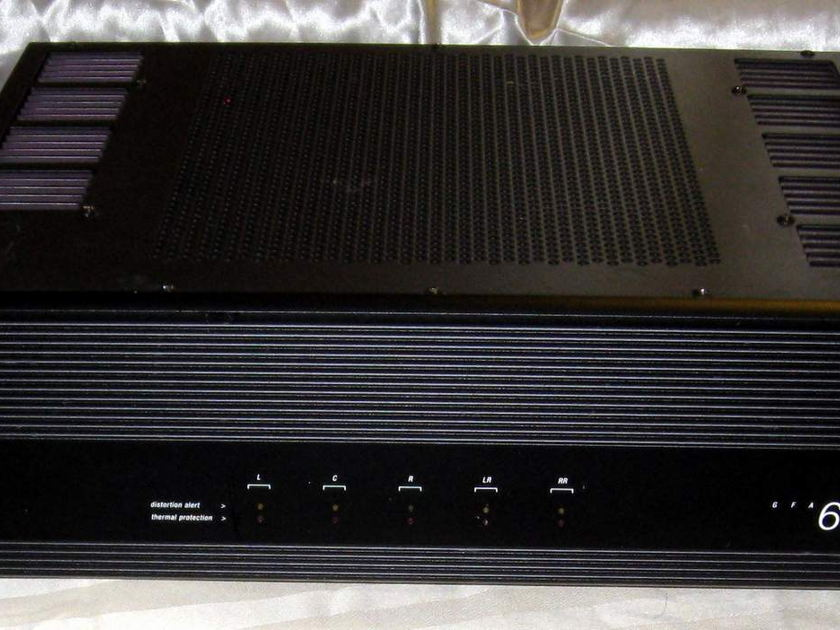 Adcom GFA-6000 6 channel power amplifier