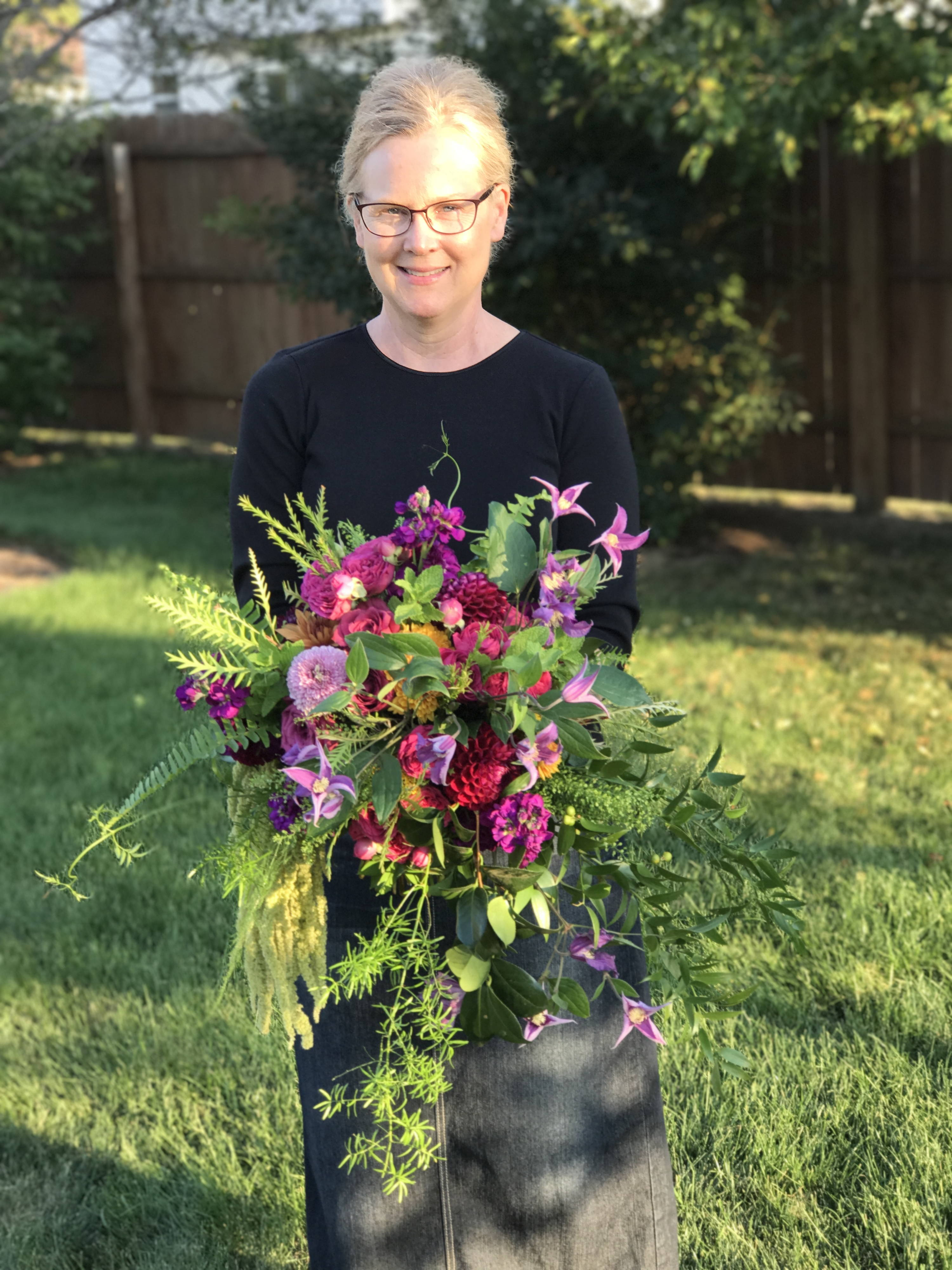Florist of the Month - Nancy Zimmerman