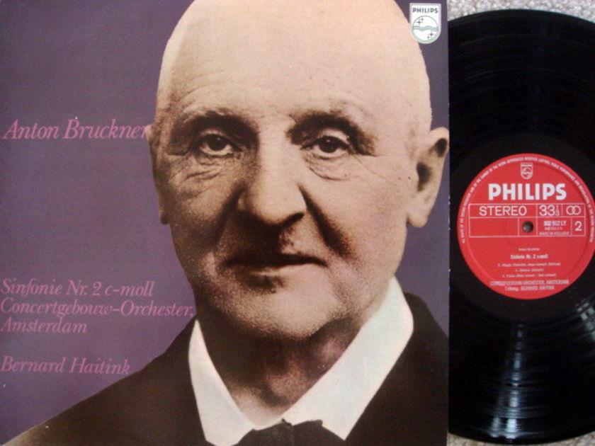 Philips / HAITINK, - Bruckner Symphony No.2, MINT!