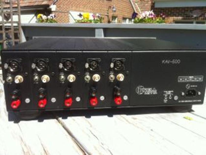 Krell KAV 500 Multi Channel Power Amp