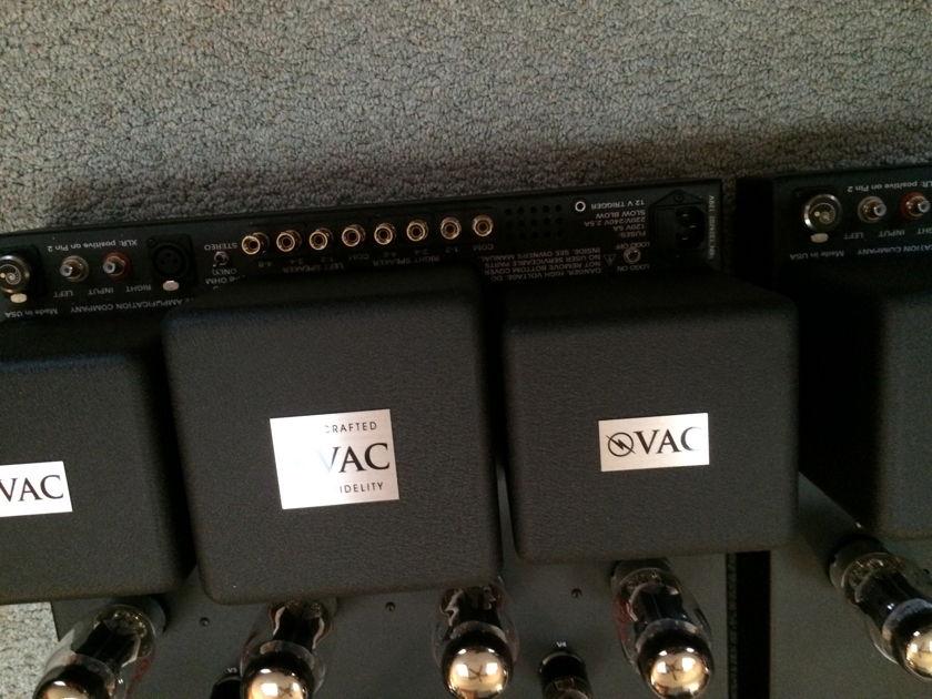 VAC PHI-200 Mono Amplifiers
