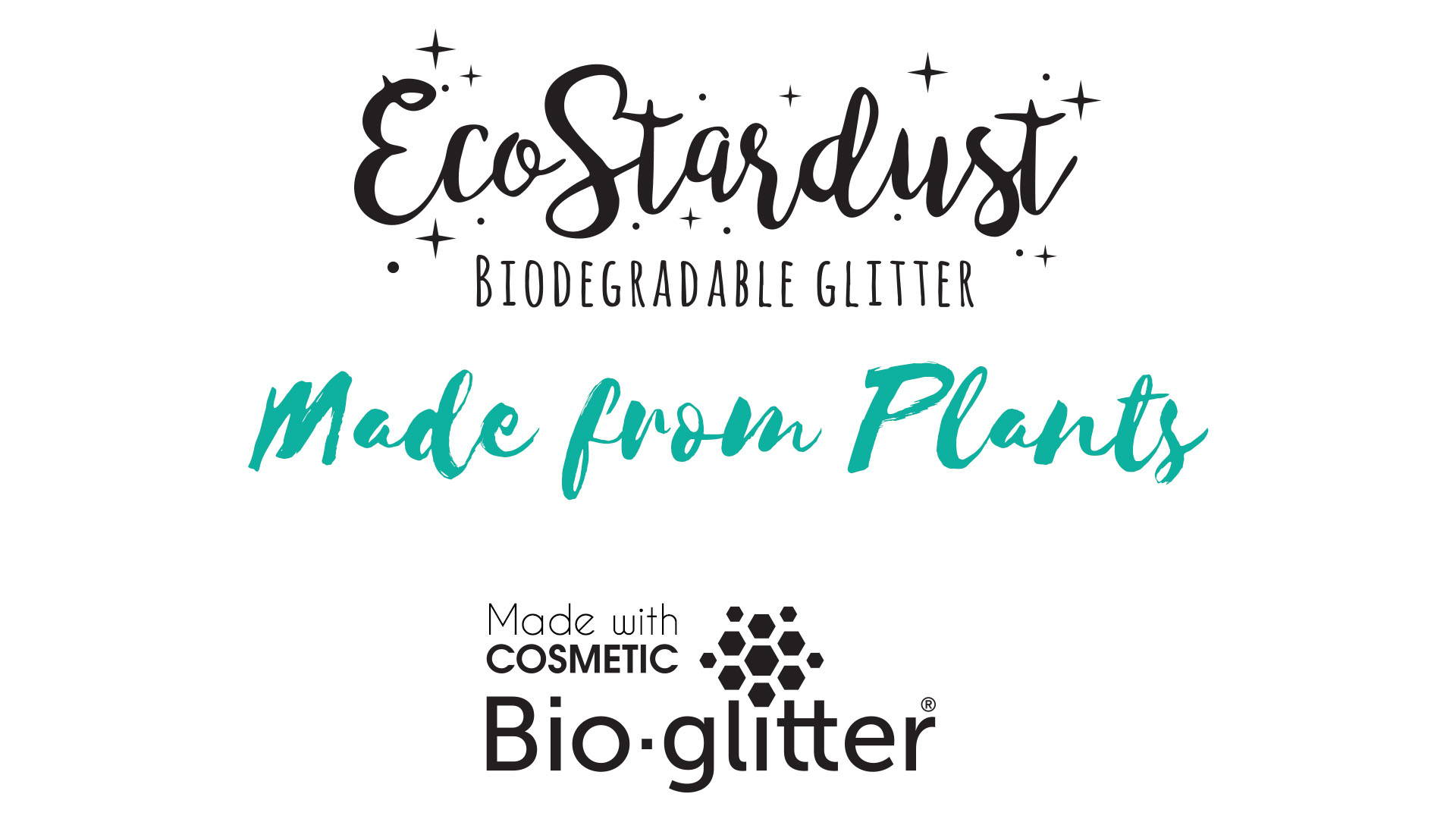 About EcoStardust Biodegradable Glitter