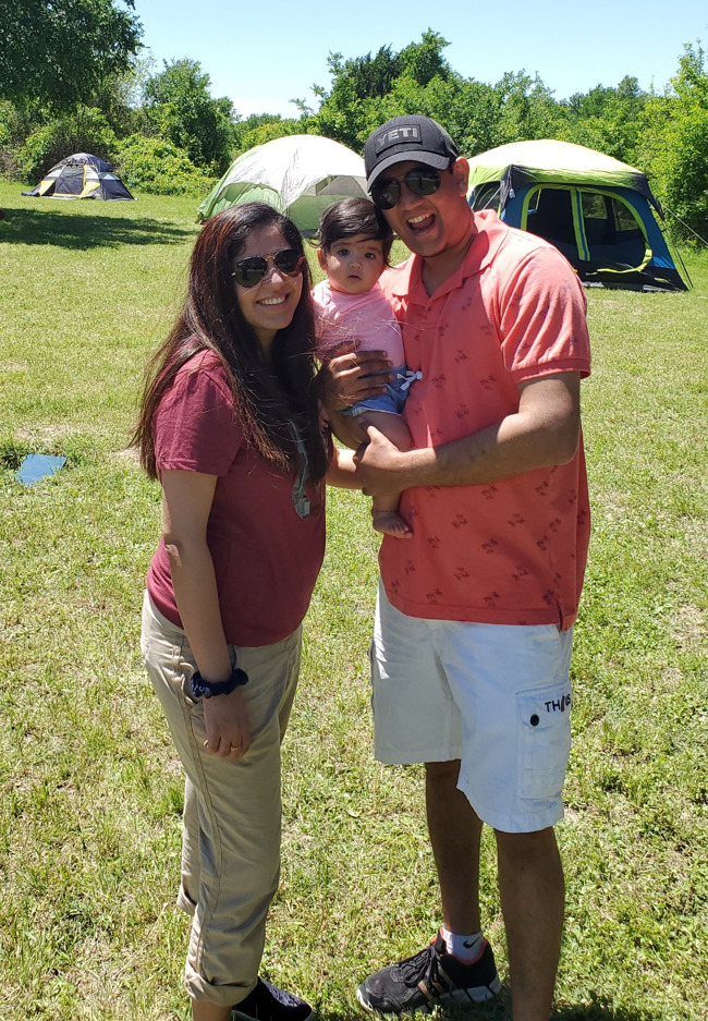 Primrose School of West Pearland; Family of the Month; June 2019