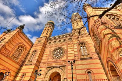 Еврейский Будапешт