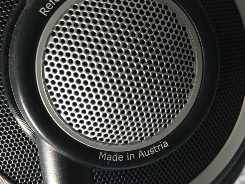 AKG K702 Made in Austria Upgraded Cable