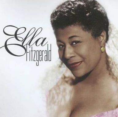 Ella Fitzgerald hair