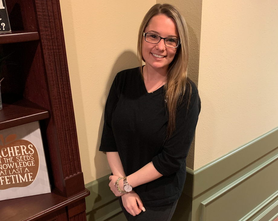 Ms. Allison D'Amelio , Infant Faculty Member