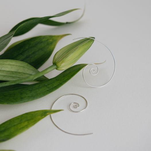 Серьги - Золотое сечение от марки Infanta Rings