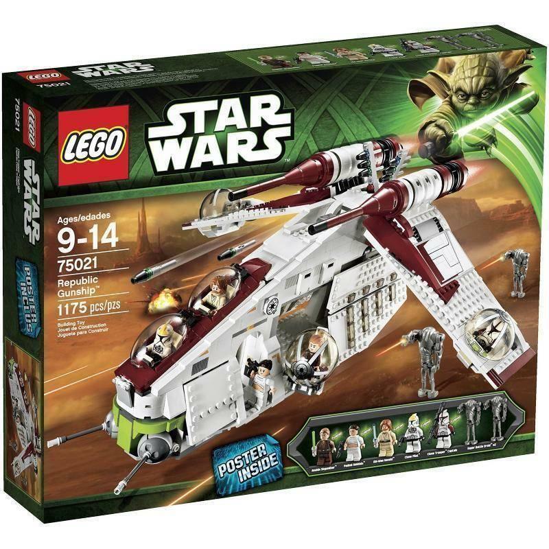 lego 75021 box