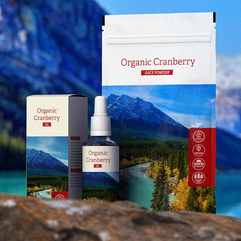 Organic Granberry