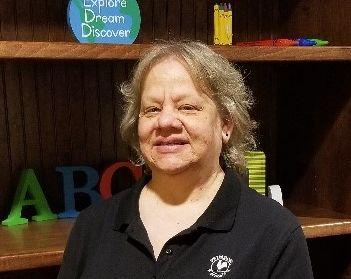 Betsy Brink , Toddler Teacher