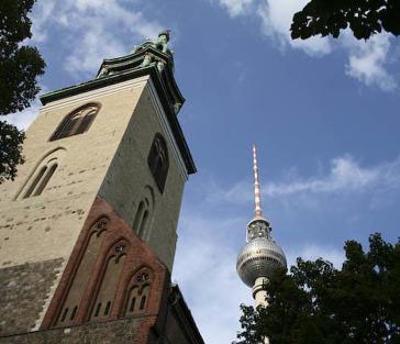 Прошлое и настоящее Берлина