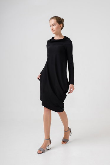 Платье V.N.2 чёрное