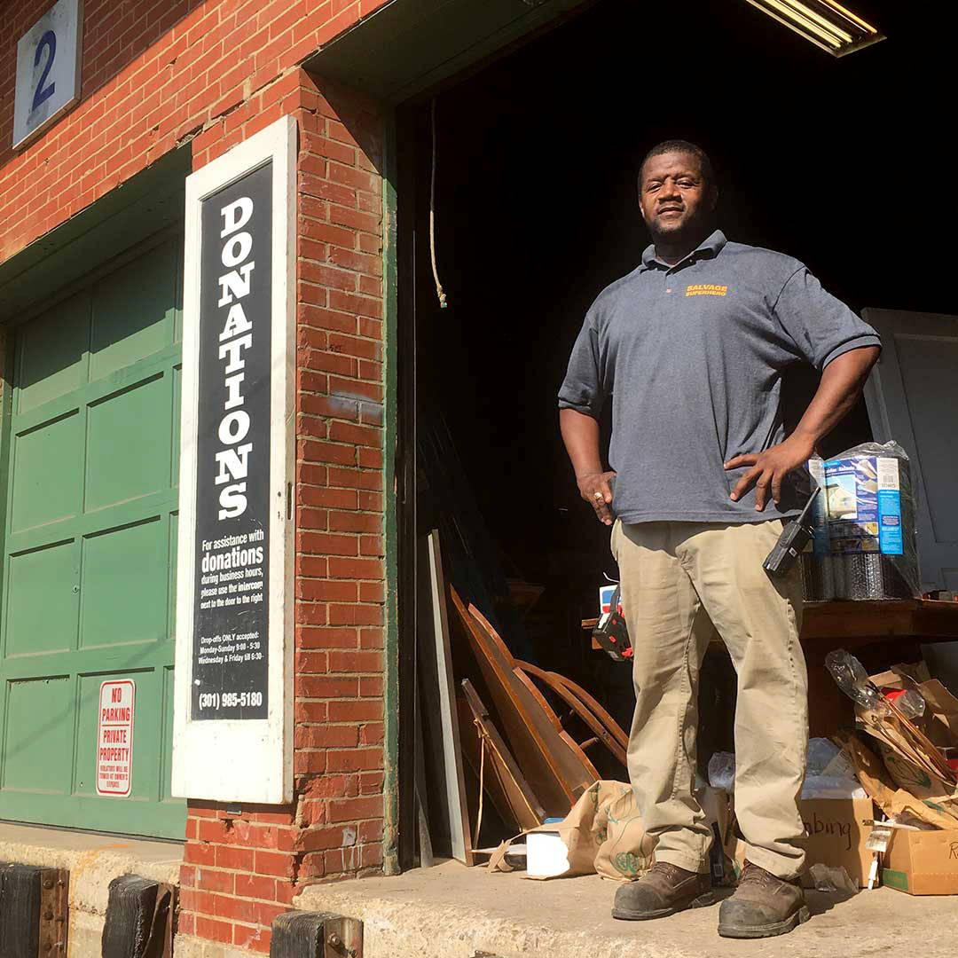 Community Forklift Non-profit organization