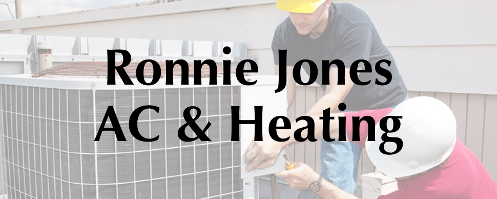Ronnie Jones AC and Heating