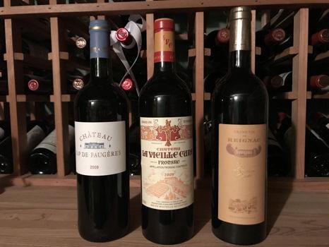 Half Case (6 Bottles) of 2009 Bordeaux