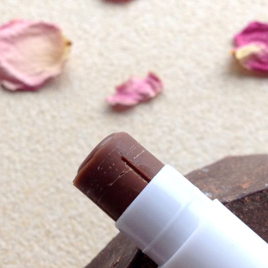 бальзам - уход шоколадный для губ LABIA