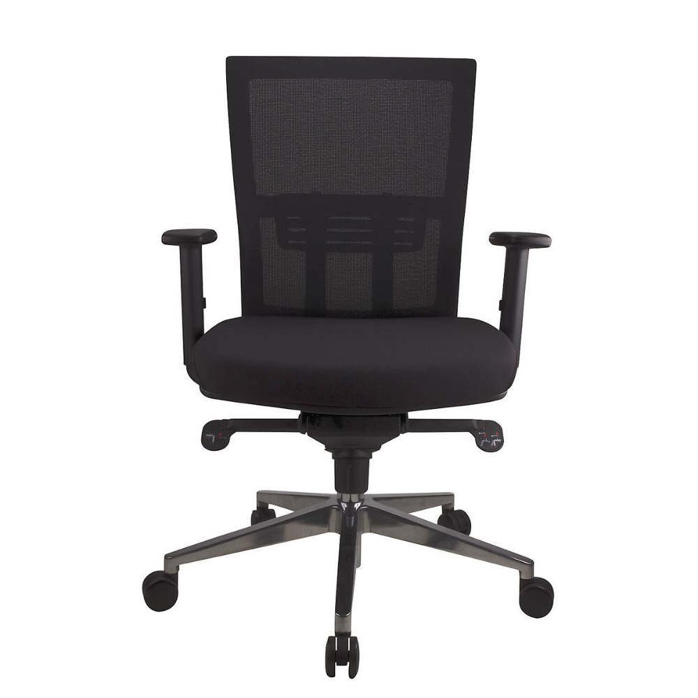 Selba mesh office chair for lower back pain