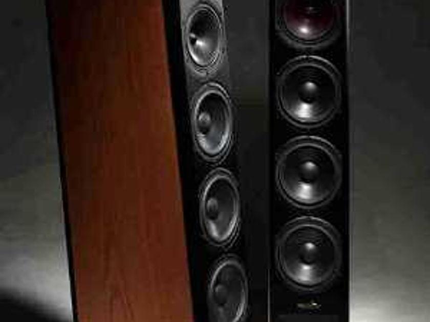 Newtronics Temperance  Floor standing speakers Made In Germany