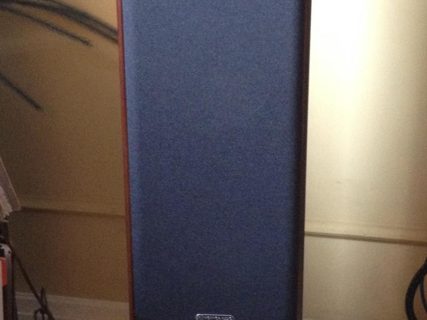 Monitor Audio Silver 8 (Walnut) Three Way Floorstanding Speakers