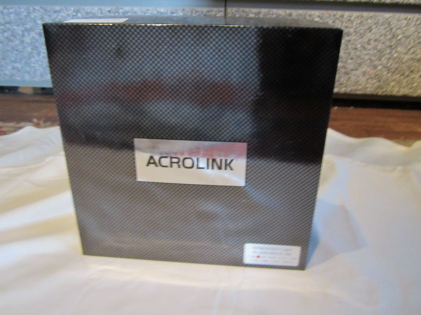 Acrolink 7n A2500 the ultimate cable.