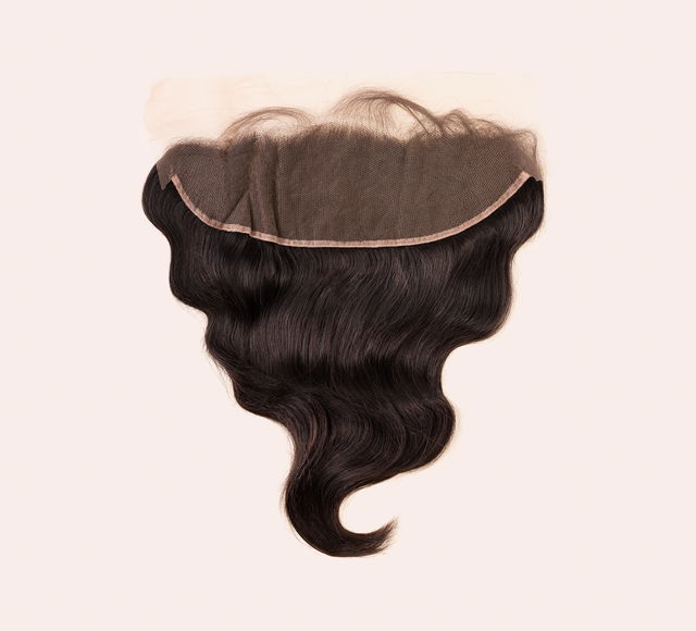 Body Wave Natural Black Frontals Mayvenn