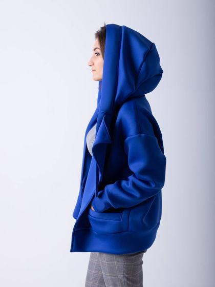 Куртка Бомбер универсальный «Сапфировый»