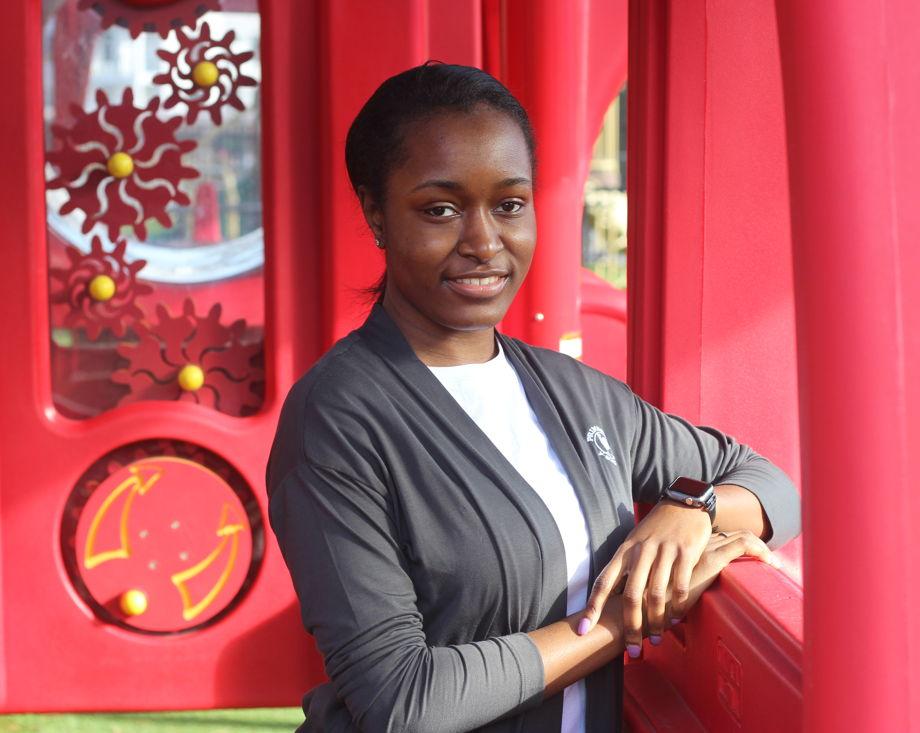 Ms. Desirae Jeffrey , Preschool Pathways Assistant Teacher