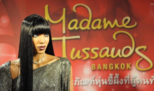Музей восковых фигур Madame Tussauds в Бангкоке