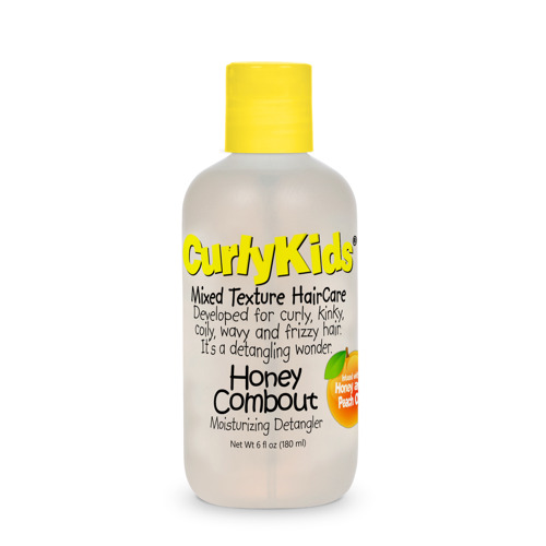 CurlyKids Hair Care Product