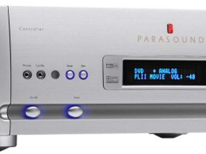 Parasound C2 Surround Controller