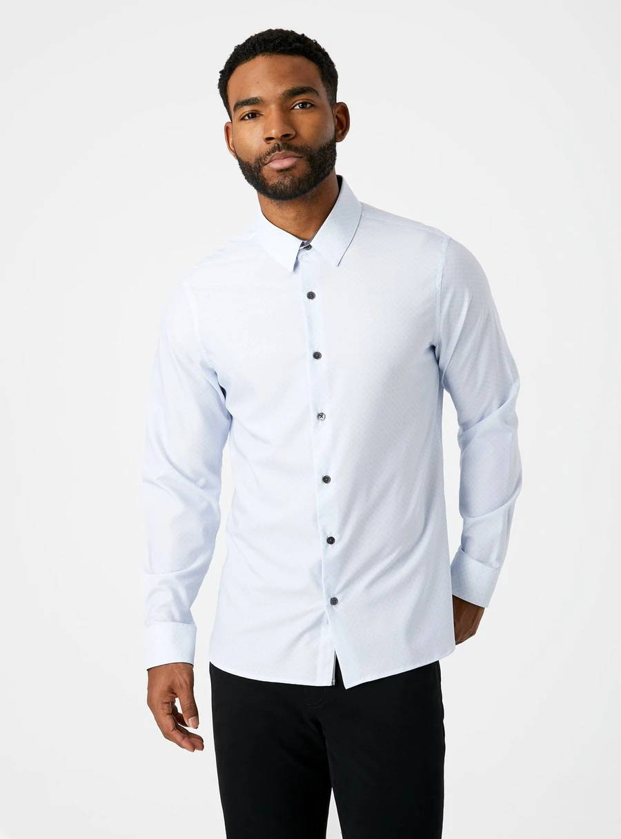 Clear Horizon 4-Way Stretch Shirt