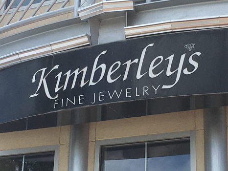 Gift Certificate from Kimberley's Fine Jewelry