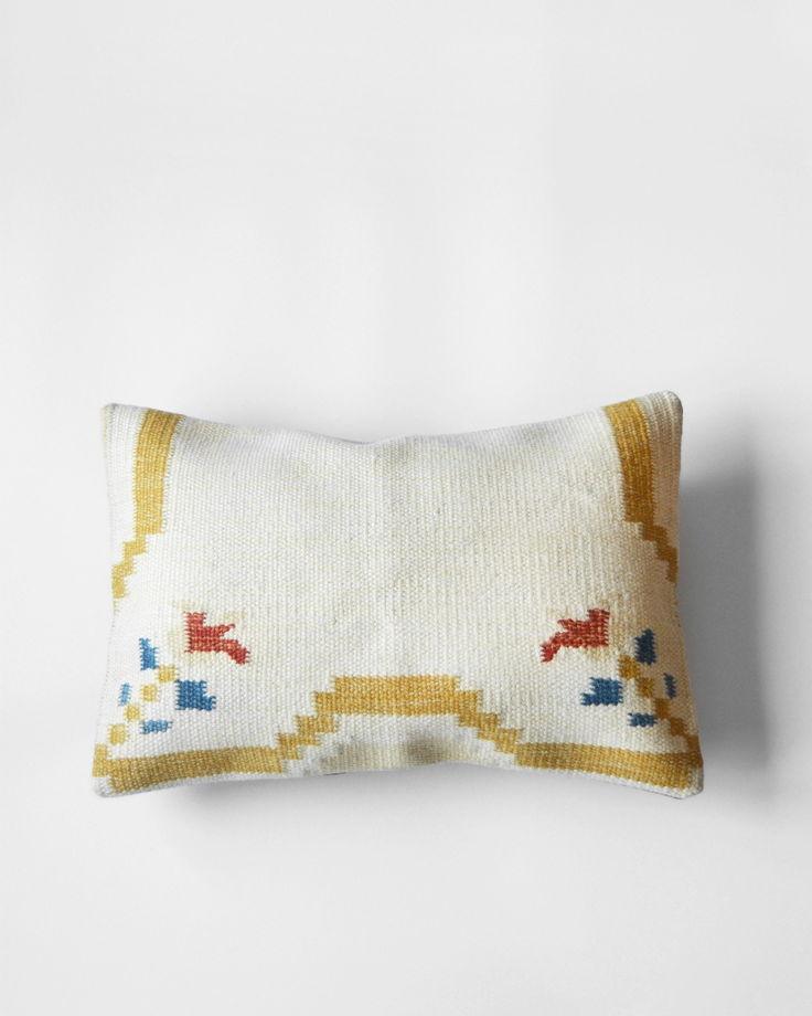 Декоративная подушка из ковра килим Light Balance