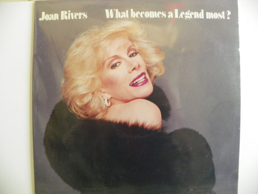 JOAN RIVERS - WHAT BECOMES A SEMI LEGEND MOST