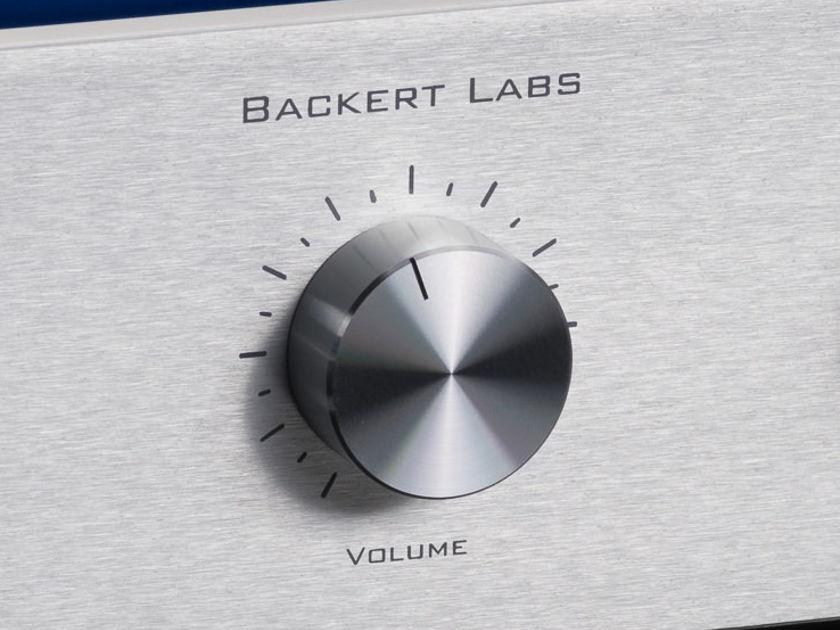 Backert Labs Rhumba Extreme tube  preamp preamplifier