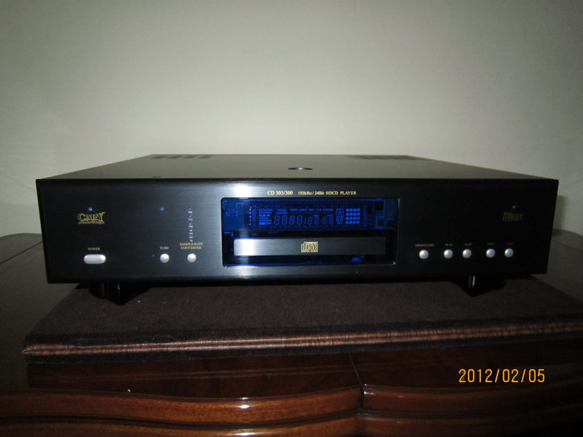 Cary CD 303.300 CD Player