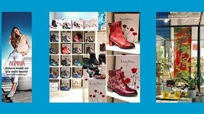 Sandra-Marketing Oy / Fashion Center Finland, Vantaa