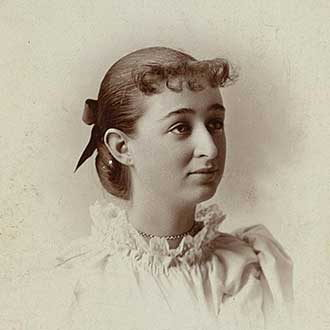 Image of Bertha Cook Evans