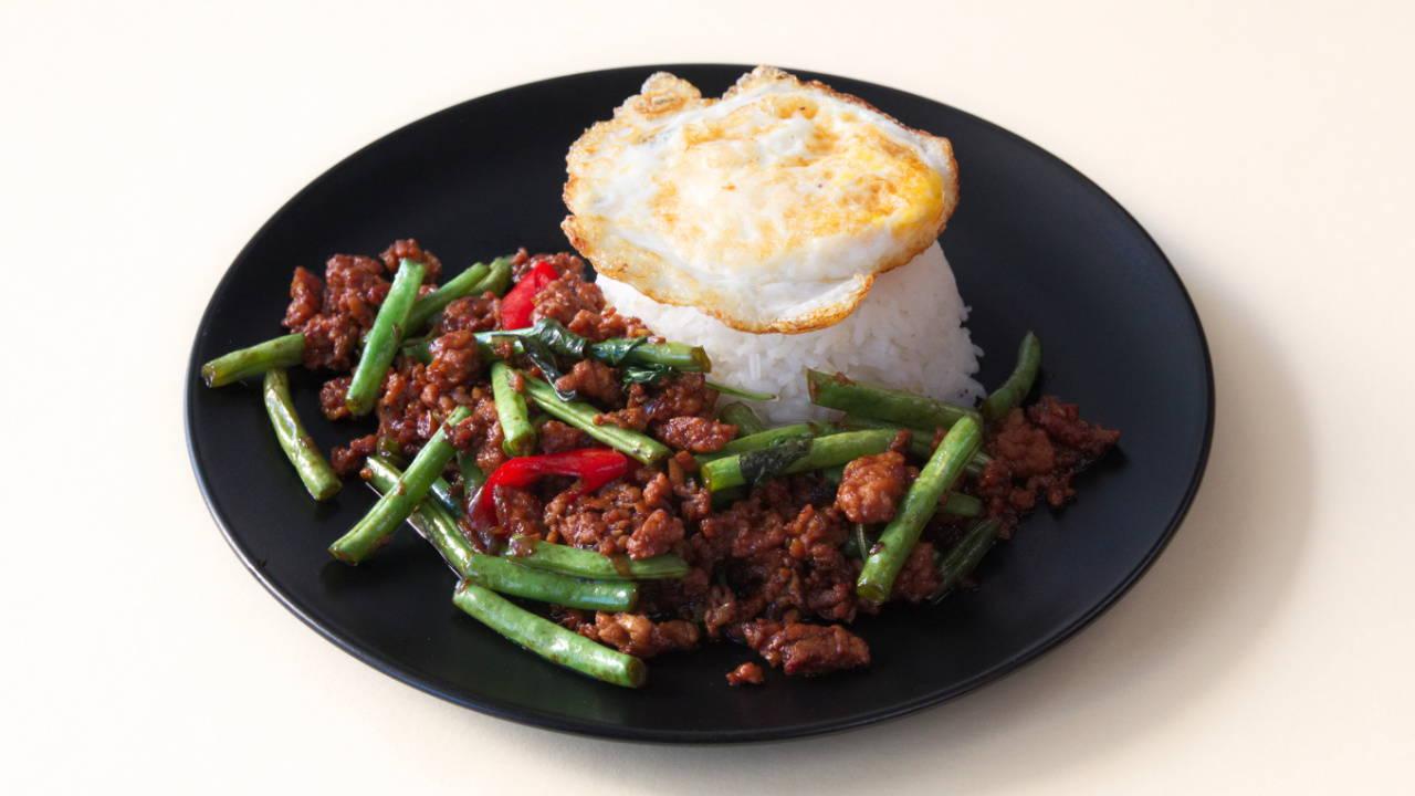 pad kra pao recipe nyonya cooking