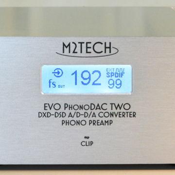 EVO Phono 2 (+ DAC + ADC)