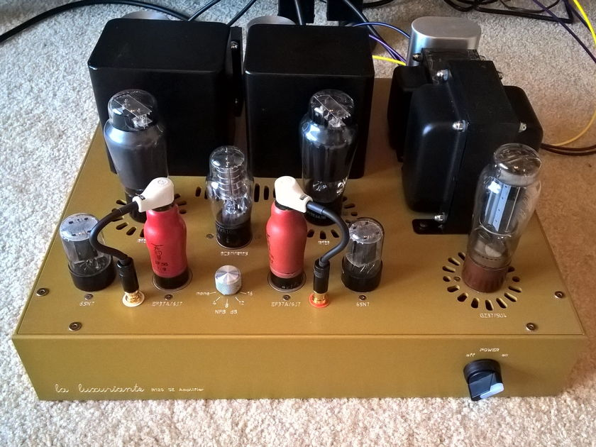 Millett R120 Stereo SE Tube Amplifier