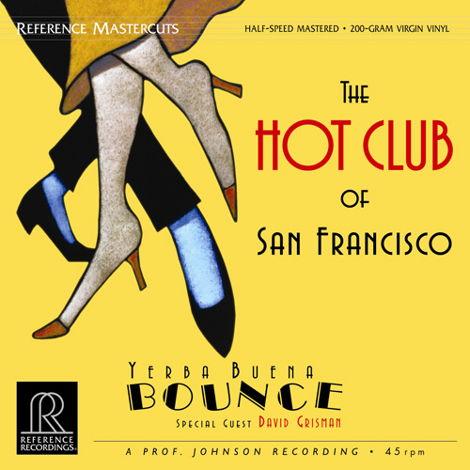 The Hot Club of San Francisco Yerba Buena Bounce 45rpm 200g 2LP